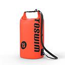 halpa Märkäpuvut, sukelluspuvut ja suoja-asut-TOSWIM 8 L Vedenpitävä Dry Bag / Käsilaukku Uinti varten Uinti