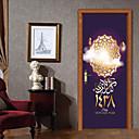ieftine Acțibilde de Perete-Autocolante de Perete Decorative / Etichete pentru autovehicule - Autocolante perete plane Religios / #D Sufragerie / Dormitor