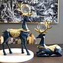olcso Strassz&Dekorációk-2pcs Gyanta minimalista stílusú / Európai stílus mert Lakásdekoráció, Otthoni Dekoráció Ajándékok