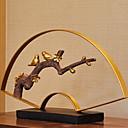 abordables Utensilios de Horno-1pc Madera / Metal Estilo europeo para Decoración hogareña, Objetos decorativos Regalos