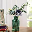 ieftine Flor Artificiales-Flori artificiale 1 ramură Clasic / Single Pastoral Stil Trandafiri Față de masă flori