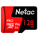 cheap Party Headpieces-Netac 128GB Micro SD Card TF Card memory card UHS-I U3 / V30 128