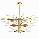 cheap Chandeliers-OBSESS® Sputnik / Mini Chandelier Ambient Light - New Design, 110-120V / 220-240V Bulb Not Included / G4 / 40-50㎡ / FCC