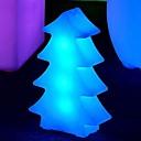 זול תאורה מודרנית-1pc LED לילה אור לבן סרט מצויר / יצירתי 5 V