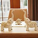 baratos Objetos de decoração-3pçs Resina Mediterrêneo para Decoração do lar, Home Decorações Presentes