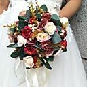 """povoljno Cvijeće za vjenčanje-Cvijeće za vjenčanje Buketi Vjenčanje / Special Occasion Poliester 7.87 """"(Approx.20cm)"""