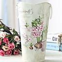 baratos Flor artificiali-Flores artificiais 1 Ramo Clássico Estiloso Vaso Flor de Mesa