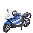 abordables Motocicletas de juguete-Motos de juguete Moto Moto Nuevo diseño Aleación de Metal Todo Niño / Adolescente Regalo 1 pcs
