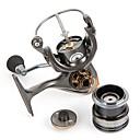 זול Fishing Gloves-גלילי דיג סלילי טווייה 6.7:1 יחס ציוד+6 מיסבים כדוריים אוריינטציה יד ניתן להחלפה דיג בים / הטלת פיתיון / Spinning