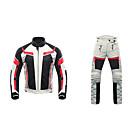 ieftine Jachete de Motociclete-DUHAN 185 Imbracaminte pentru motociclete Seturi de pantaloni pentru jacheteforPentru bărbați Poliester Vară Rezistent la uzură / Anti Șoc / Respirabil