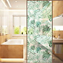 cheap Window Film & Stickers-Window Film & Stickers Decoration Floral Floral PVC(PolyVinyl Chloride) Window Sticker