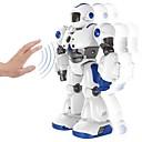 billige Fiskesnører-RC Robot 2.4G Plastikker / ABS + PC Fjernkontroll Nei