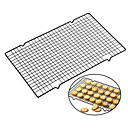 cheap Bakeware-Bakeware tools Stainless steel Heatproof For Cake Square Tray 1pc