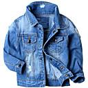 povoljno Jakne i kaputi za dječake-Djeca Dječaci Jednobojni Dugih rukava Odijelo i sako