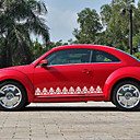 povoljno Ukrasi i zaštita automobila-Obala Naljepnice za auto Crtići Vrata za vrata Životinja Naljepnice