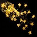 tanie Taśmy świetlne LED-zdm 2m 20 diody led zasilany usb gwiazda światło fairy string światło dla hotelu domu wesela rodzina szkoła strona usb 5v