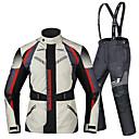 ieftine Jachete de Motociclete-DUHAN D-206 Imbracaminte pentru motociclete Seturi de pantaloni pentru jachete pentru Pentru bărbați Îmbrăcăminte Oxford / Poliester / Poliamidă Toate Sezoanele Rezistent la apă / Rezistent la uzur