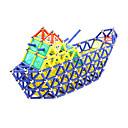 זול בלוקים מגנטיים-מקלות מגנטיים 800 pcs יצירתי טרנספורמבל / אינטראקציה בין הורים לילד כל מתנות