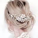 povoljno Nakit za kosu-Žene Jednostavan Tekstil Legura Kristal Kosa Combs Party Svečanost - Cvjetni print