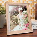 זול פרח מלאכותי-מודרני / עכשווי עץ מראה מלוטשת מסגרות לתמונות, 1pc