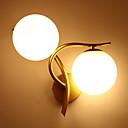 رخيصةأون أضواء الحائط LED-مصابيح الجدار الحديثة / المعاصرة& الجدار الشمعدانات المعدنية الجدار 110-120v / 220-240v 10w