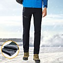 cheap Hiking Trousers & Shorts-Men's Hiking Pants Outdoor Windproof, Rain-Proof, Breathability Autumn / Fall, Winter Spandex Pants / Trousers Skiing Fishing Hiking XXXL 4XL 5XL / Stretchy / UV Resistant