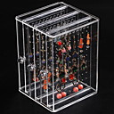 cheap Jewelry & Cosmetic Storage-Storage Organization Jewelry Collection Acrylic Rectangle Shape Creative