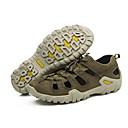 ieftine Pantofi Sport de Bărbați-Bărbați Imitație Piele Vară Confortabili Sandale Maro / Kaki