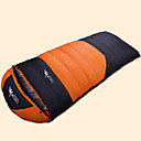 cheap Dance Accessories-Beckles Sleeping Bag Outdoor 5-20 °C Baguette Envelope / Rectangular Bag Goose Down White Duck Down Windproof Rain-Proof Breathability Waterproof Zipper Wearable for Camping / Hiking / Caving
