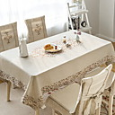 cheap Table Runners-Contemporary Nonwoven Square Table Cloth Geometric Table Decorations 1 pcs