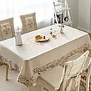 preiswerte Tischdecken-Moderne Nicht gewebt Quadratisch Tischdecken Geometrisch Tischdekorationen 1 pcs