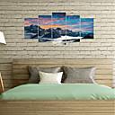 billige Veggklistremerker-Dekorative Mur Klistermærker - 3D Mur Klistremerker Landskap / Idyllisk Stue / Barnerom