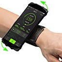 preiswerte Taschenlampen-Armband / Handy-Tasche - Einstellbar, Leicht, Hochelastisch Außen Reise, Laufen, Fitness Lycra Spandex Grün, Blau, Rosa