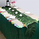 رخيصةأون نباتات اصطناعية-عطلة زينة رأس السنة / ديكور عيد الميلاد المجيد عيد الميلاد الحلي حزب / ديكور / زفاف أخضر 12p جيم