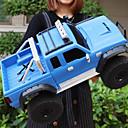 tanie RC Cars-RC samochodów 2855 2,4G Wspinaczka samochodów / Monster Truck Bigfoot 1: 8 7 km/h Wysoka prędkość / Interakcja rodziców i dzieci
