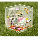 cheap Doll Houses-Dollhouse Lovely Exquisite Romance Contemporary 1 pcs Pieces Kid's Adults' Girls' Toy Gift