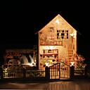olcso Fából készült építőjátékok-Modeli i makete DIY Ház Fa Klasszikus Darabok Uniszex Lány Játékok Ajándék