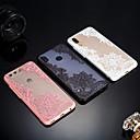ieftine Cazuri telefon & Protectoare Ecran-Maska Pentru Huawei P20 / P20 lite Mătuit / Translucid / Embosat Capac Spate dantelă de imprimare Greu Teracotă pentru Huawei P20 / Huawei P20 Pro / Huawei P20 lite / P10 Plus / P10 Lite / P10