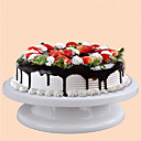 tanie Akcesoria do pieczenia-ciasto dekorowanie lekkie ciasto stałe gramofon diy dekorowanie z ring cake maker