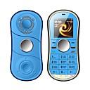 """olcso Mesehős jelmez kiegészítők-Fidget Spinner Phone S08 1 hüvelyk """" Mobiltelefon (+ N / A 300 mAh mAh)"""