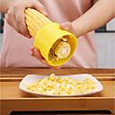 ieftine Instrumente de bucatarie Accesorii-Oțel inoxidabil + plastic Instrumente Bucătărie Gadget creativ Instrumente pentru ustensile de bucătărie Porumb 1 buc