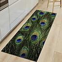 preiswerte Other Geh?use Organisation-Fußmatten / Vorleger Geometrisches Muster Polyester, Rechteckig Gehobene Qualität Teppich