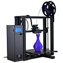 Недорогие Камеры заднего вида для авто-Lunaxlab Yak 3D-принтер новый дизайн с независимой двойной Z конец работы печати размер 300 мм * 300 мм * 380 мм