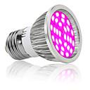halpa LED-kasvatusvalot-1kpl 28 W Kasvava hehkulamppu 280-336 lm E14 GU10 G8 28 LED-helmet SMD 5730 Täysspektri