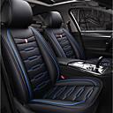 זול כיסויי למושבים לרכב-ODEER כיסויי למושבים לרכב כיסויים שחור / כחול טֶקסטִיל / דמוי עור- סקאי נפוץ עבור אוניברסלי כל השנים כל הדגמים
