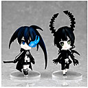 cheap Anime Action Figures-Anime Action Figures Inspired by Cosplay Black Rock Shooter PVC(PolyVinyl Chloride) 23 cm CM Model Toys Doll Toy