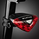 povoljno Svjetla za bicikle-stražnja svjetla LED Svjetla za bicikle Biciklizam Vodootporno, Prilagodljiv, Izdržljivost AAA 50-100 lm Crveno Biciklizam - CoolChange