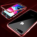 ieftine Cazuri telefon & Protectoare Ecran-Maska Pentru Apple iPhone X / iPhone XS Max Transparent Carcasă Telefon Mată Greu Sticlă Temperată / MetalPistol pentru iPhone XS / iPhone XR / iPhone XS Max