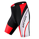 cheap Cycling Jersey & Shorts / Pants Sets-WOSAWE Men's Cycling Padded Shorts Bike Padded Shorts / Chamois Pants Bottoms Sports Polyester Spandex Red black Mountain Bike MTB Road Bike Cycling Clothing Apparel Advanced Relaxed Fit Bike Wear