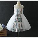 זול שמלות לבנות-שמלה ללא שרוולים אחיד בנות ילדים / פעוטות